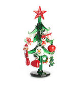 Christmas decoration isolated on the white background — Stock Photo
