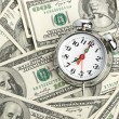 Time - money. Business concept — Stock Photo #15792423