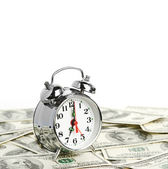 Time - money. Business concept — Stockfoto