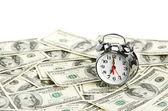 -お金、時間。事業コンセプト — ストック写真