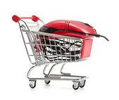 Online Internet Shopping. — Stock Photo