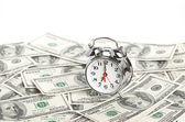 Temps - argent. concept d'affaires — Photo