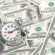 Time - money. Business concept — Foto de Stock