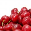 Stock Photo: Cherry selection