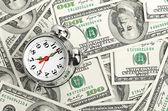 Time - money. — Stock Photo