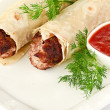 Seekh Kabab — Stock Photo