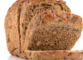 Whole wheat bread — Stock Photo