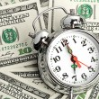 Time - money — Stock Photo