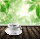 Coffee cup — Photo
