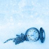 Texture with watch — Foto de Stock