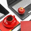Stockfoto: Office supplies