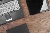 Office supplies — Stockfoto