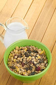 Healthy cereal — Stock Photo