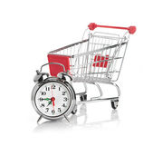 Buying time concept — Stockfoto