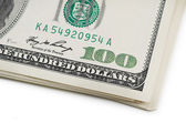 Pack of dollars. — Stock Photo