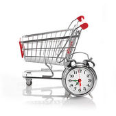 Buying time concept — Stock Photo
