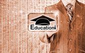 Conceito de educação — Fotografia Stock