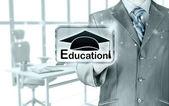 Eğitim kavramı — Stok fotoğraf