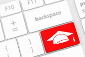 Button with word Education — Stockfoto