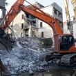 Demolition of an old building — Stock Photo #19441243