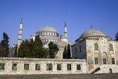 Suleymaniye mešita v istanbulu — Stock fotografie