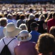 Large crowd of people — Stock Photo #28500677