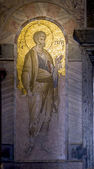 St. Peter mosaic in Chora church, Istanbul — Stock Photo