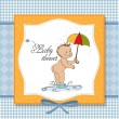 Baby Shower — Vector de stock #37764071