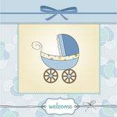 Baby Shower — Vector de stock
