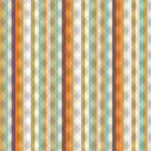 Seamless vintage pattern with vertical strips — Stock Vector