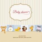 Baby shower — Stock Vector #39116791
