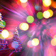 Christmas forest — Stock Photo #14159187