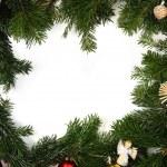 Christmas frame — Stock Photo #14701601
