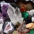 Stock Photo: Mineral collection