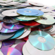 CD and DVD technology background — Stock Photo #21196959