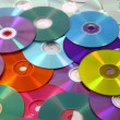 CD and DVD technology background — Stock Photo #21197165