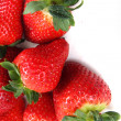 Stock Photo: Strawberriers background