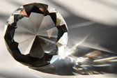 Diamond in the sun light — Stock Photo