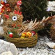 Stockfoto: Czech easter decoration