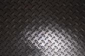 Black steel texture — Foto de Stock