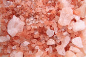 Himalayan salt texture — Stock Photo