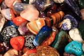 Color gemstones — Stock Photo