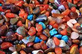 Colore di sfondo di gemme — Foto Stock