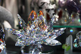 Czech crystal glass  — Stock Photo