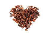 Clove heart (spice)  — Stock Photo