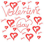 Valentine day — Vecteur