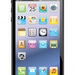 Iphone 5 vector — Stock Vector