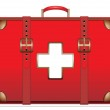 First aid kit — Stock Vector #33741575