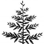 Christmas tree — Stock Vector #35044503