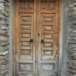 Old Door - Stock Photo
